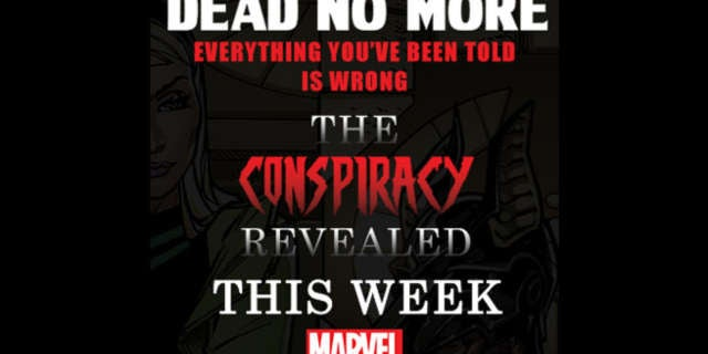 Dead No More Conspiracy