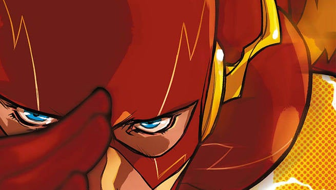 Flash Rebirth 1 Header