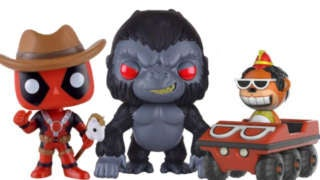 Funko SDCC Wave 6 Header
