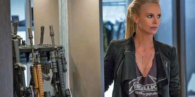 Furious 8 Charlize