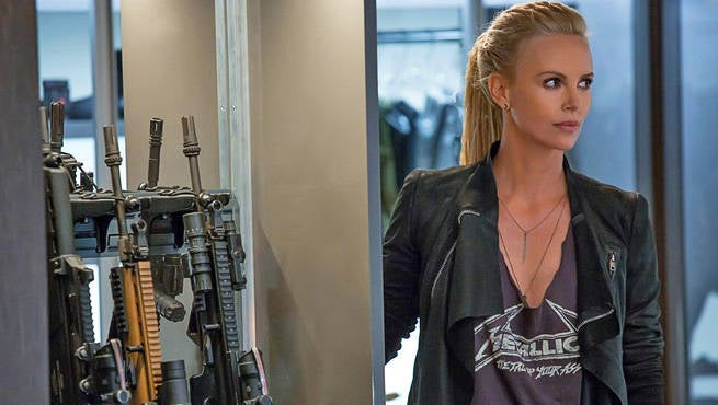 Charlize Theron Will Bring Havoc And Villainy To Fast & Furious 8