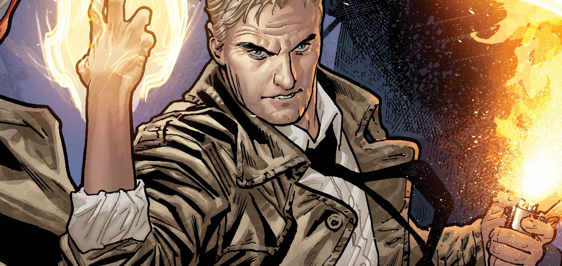 Who Should Play Constantine In Dark Universe?