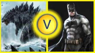 Godzilla vs. Batman