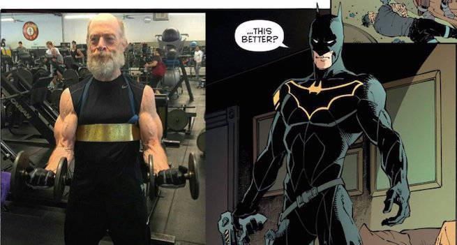 Gordon-Batman
