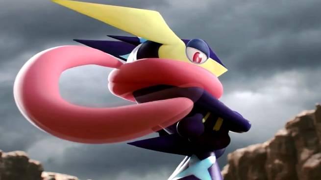 Greninja Wins Pokemon General Election