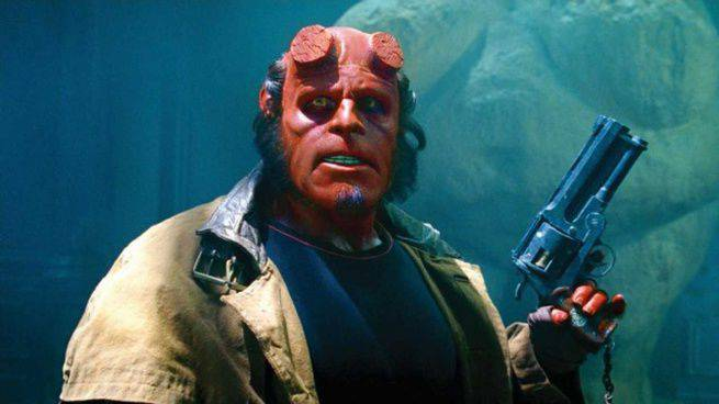 Hellboy Announces Presidential Run In 2020