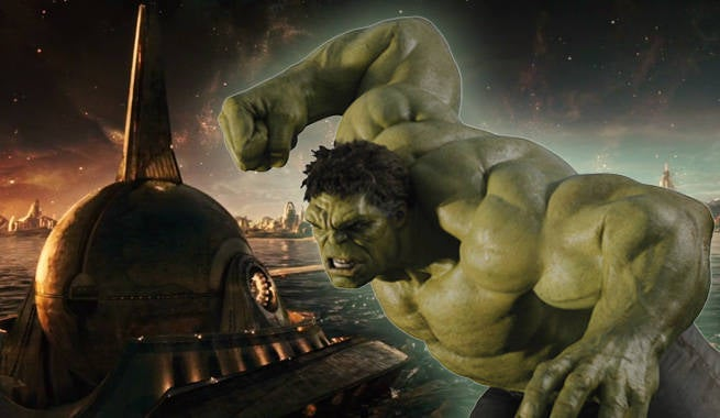 Mark Ruffalo Wraps Filming Thor: Ragnarok