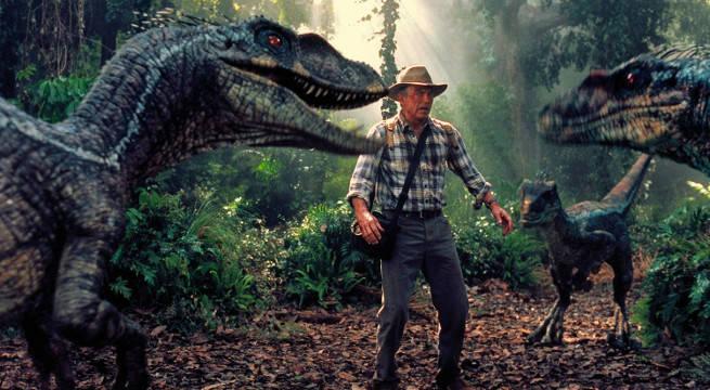 Jurassic Park 4 Concept Art Shows Raptor-Human Hybrid