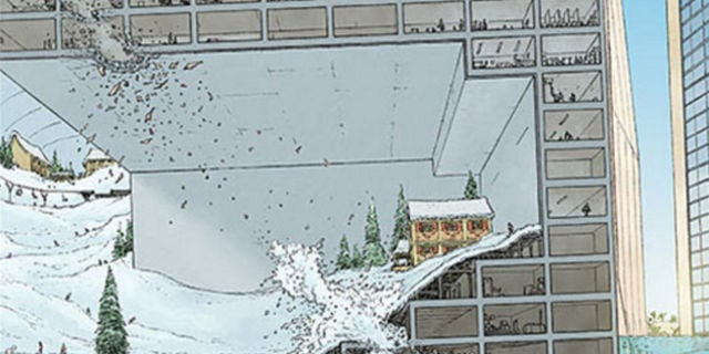 Jupiter's Legacy 2 - Frank Quitely Art