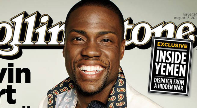 Kevin Hart Starts Comedy Streaming Service, Features 'Def Jam'