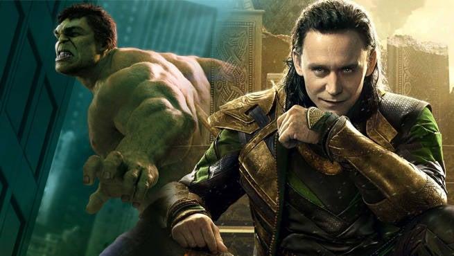 Loki Hulk