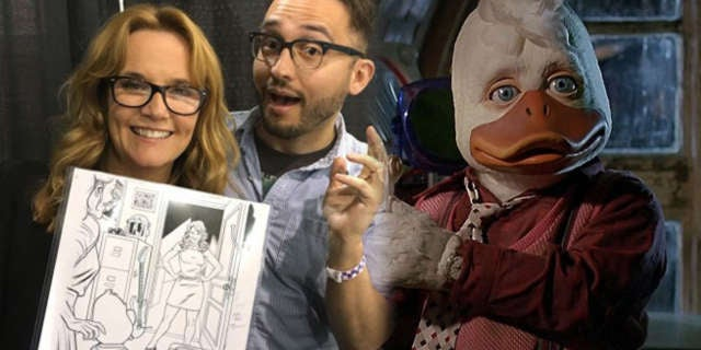 Marvel Howard Duck Thompson