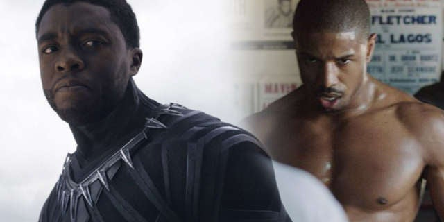 Michael B Jordan Black Panther