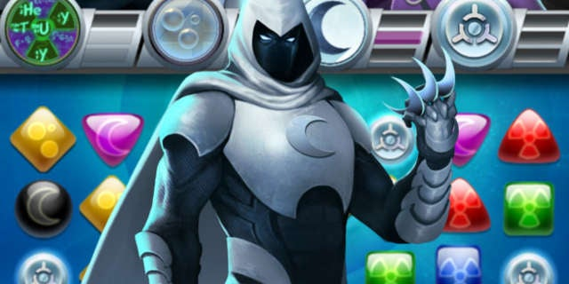 Moon Knight Puzzle Quest