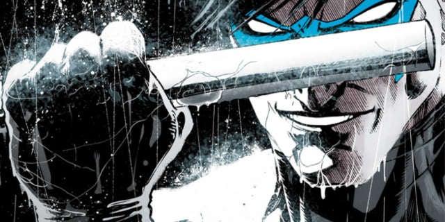 Nightwing 1 Rebirth Cover