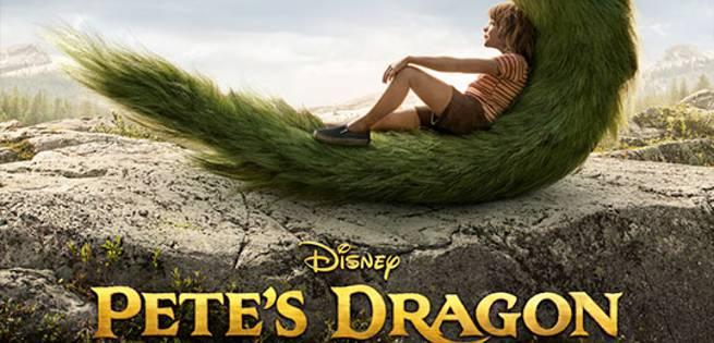Watch: First Clip From Pete's Dragon Released