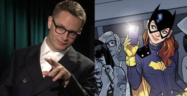 Nicolas Winding Refn Wants To Make A Batgirl Movie