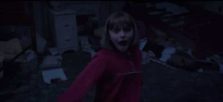 The Conjuring 2 Clip Released
