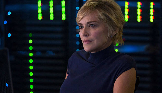 Sharon Stone Reveals The Secret Power of Marvel Superhero She's Playing