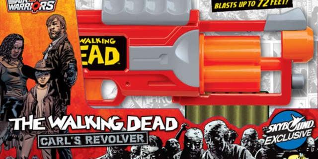 Skybound TWD Carl Revolver