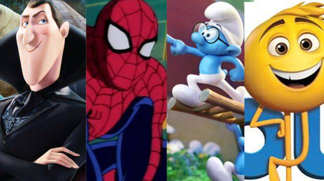 Sony Pictures Animation Announces 2017-2018 Slate Including