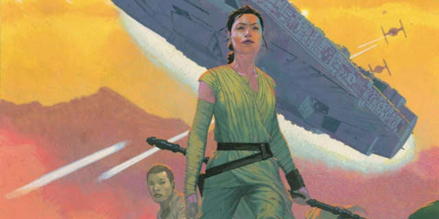 Star Wars Comic Adaptation