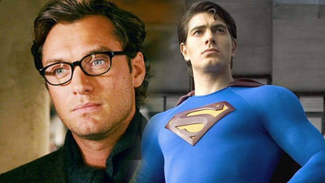 Jude Law Reveals Why He Turned Down Superman Role