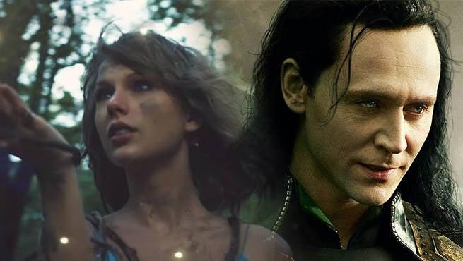Taylor Swift Loki 1