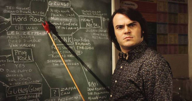 ABC Creating Serial Killer Comedy With Jack Black
