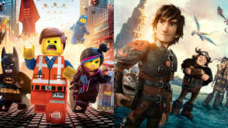 The Lego Movie HTTYD 3