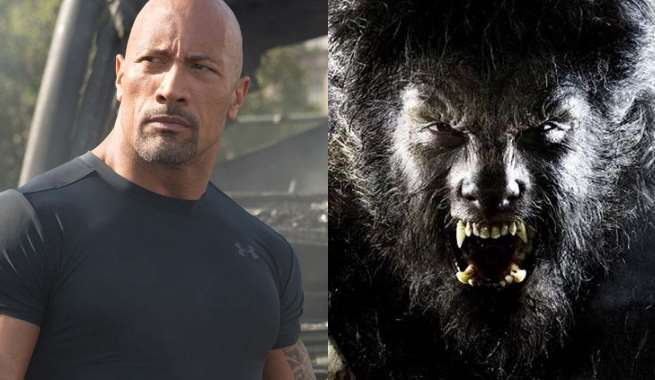 The Rock - Wolf Man