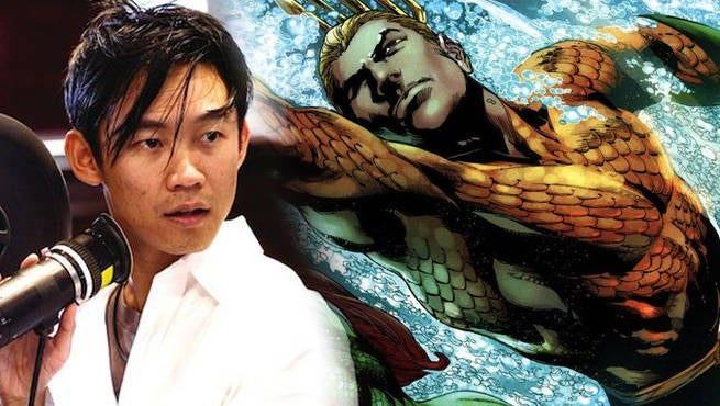 James Wan Explains Why He Chose To Direct Aquaman Over The Flash