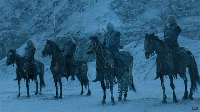 Game Of Thrones What Does Winter Mean For Westeros