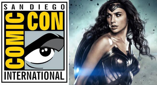 Trailer de Wonder Woman de SDCC 2016