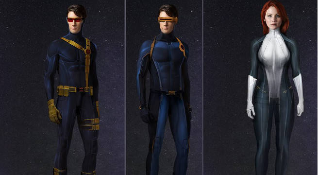 Unused X Men Apocalypse Concept Art Showcases Classic