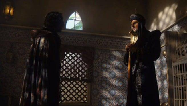 Once Upon A Time Season 6 Adds Aladdin And Jafar