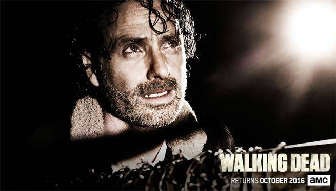 Resultado de imagen para the walking dead rick season 7