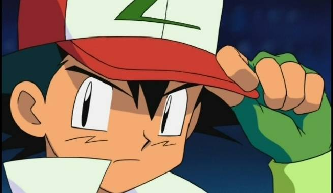 the voice of ash ketchum plays pokemon go too