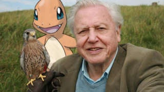 Attenborough Pokemon