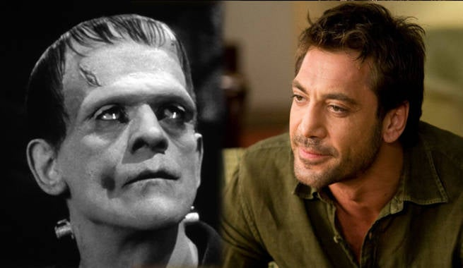 Javier Bardem Up For Frankenstein Role