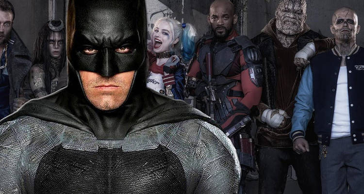 Batman in Suicide Squad Ben Affleck