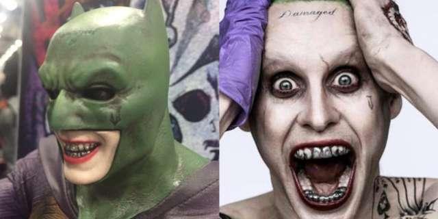 Batman Joker Imposter