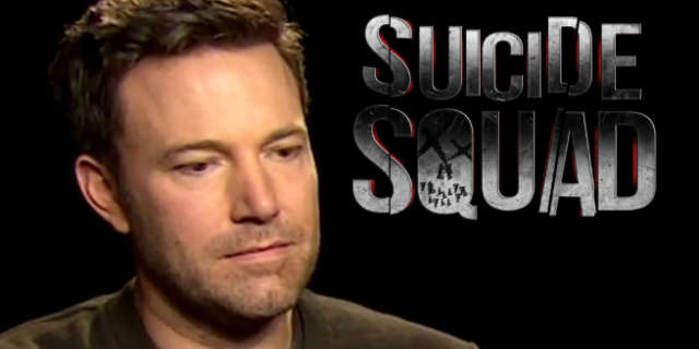 Ben Affleck Not Credited for Suicide Squad