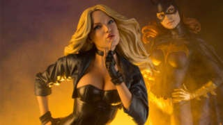 Black Canary Sideshow Format