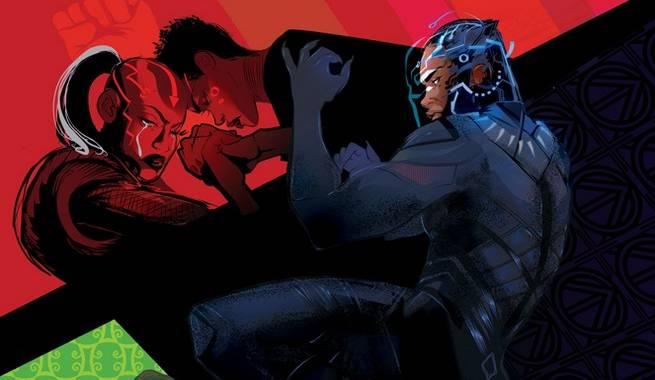 Comic-Con 2016: Black Panther cast updates