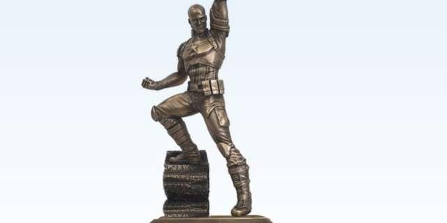 Captain America Statue featured