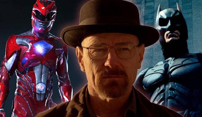 Bryan Cranston Compares Power Rangers Reimagining To The Dark Knight