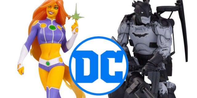 DC Collectibles Header