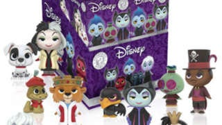 Disney Villains Funko MM Header