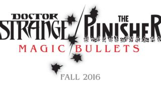 Doctor Strange - The Punisher - Magic Bullets